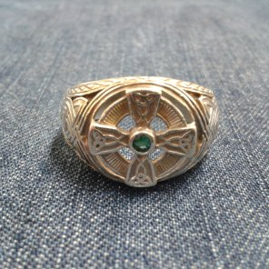 Fora Signet Ring for a Man 1