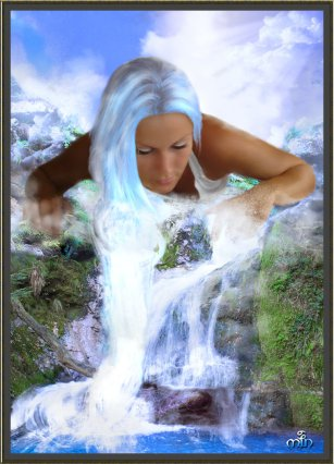 Goddess Gaia – Great Mother by Umina