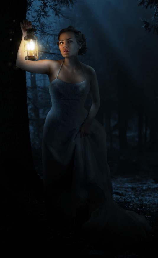 lantern maiden