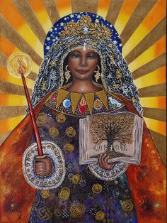 Maria Sophia by Ilene Satala