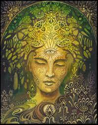 Sophia Goddess of Wisdom, Emily Balivet