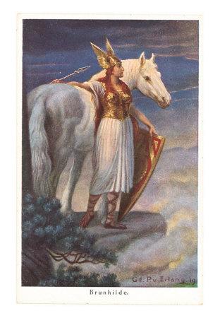 Divine Lady Valor - South - Summer - Brunhilde