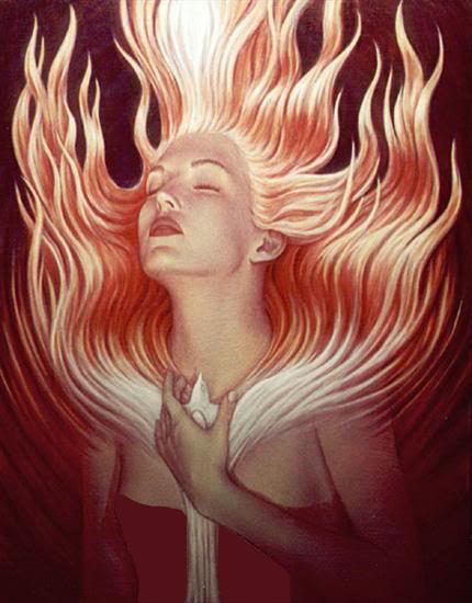 Goddess-Fire