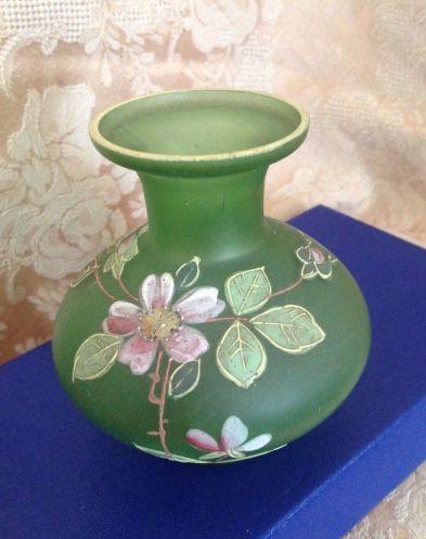 Rose Victorian Posy Vase 1