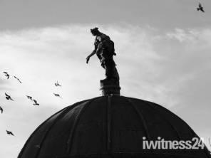 Ceres statue 2