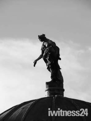 Ceres statue 3