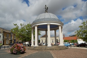Market Cross Swaffham, Norfolk Cam Self on Flickr