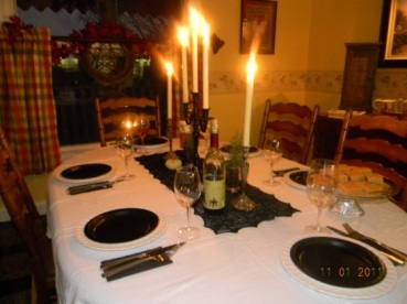 table-set-for-silent-supper