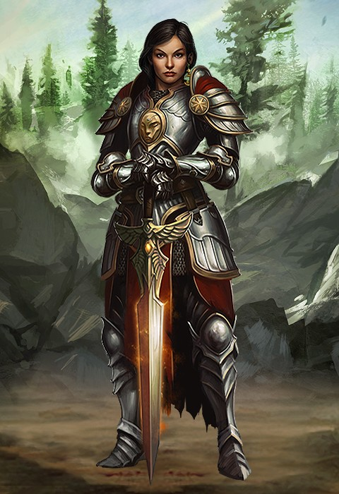 female_crusader