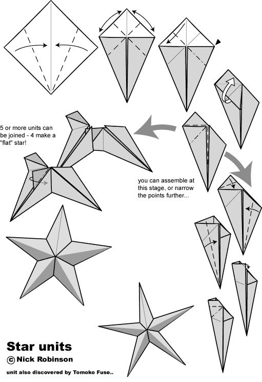 star-origami