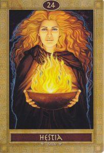 Mythic Oracle by Carisa Mellado & Michele-lee Phelan