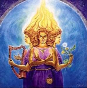 Triple Goddess Briget