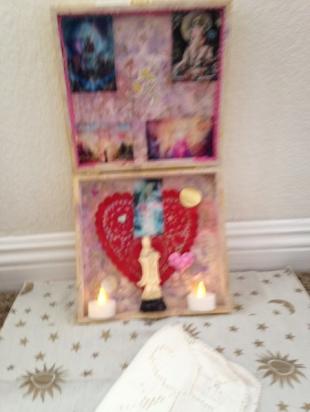 Sorella Shoshana Deanic Travel Altar 1