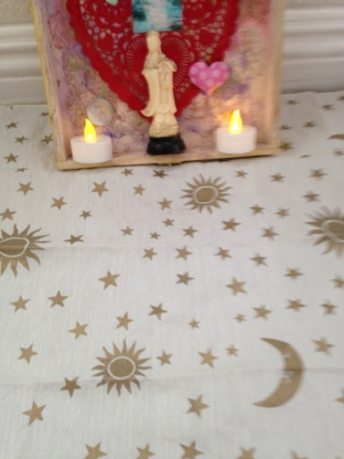 Sorella Shoshana Deanic Travel Altar 2